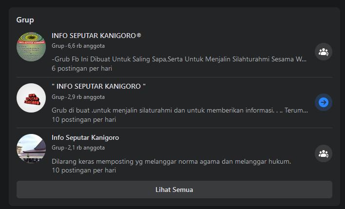Nama Serupa Info Seputar Kanigoro