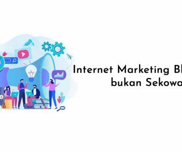 Internet Marketing Blitar Bukan Sekowahyu