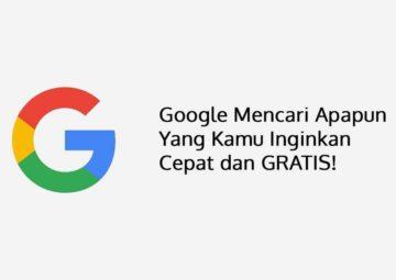 Google Perusahaan Mesin Pencari Terpopuler Di Dunia